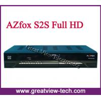 Quality Az fox s2s Full HD DVB-S2 for Soth America for sale