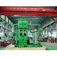 Wholesale Argon gas compressor 3Z3.5-9.2/50 ZW-9.8/80 Vertical two row,five stage casting steel green colour China top quality from china suppliers