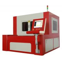 Buy cheap Small Fiber Precision Laser Cutting Machine for Carbon Steel 2 years warranty from wholesalers