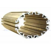 China Powder Coating Aluminum Extrusion Profiles T5 - T6 Temper For Industry wholesale