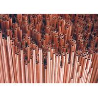 China Seamless Copper Pipe for water supply wholesale