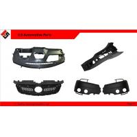 China automotive interior and exterior mold for bumper, grille, console on sale