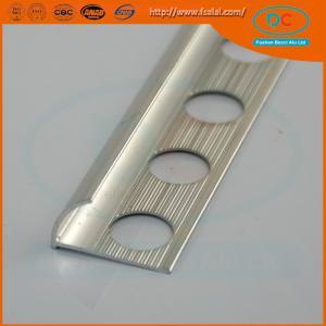 China 6063 Glossy  Aluminum tile trim ,aluminum extrusion wholesale