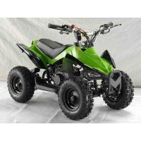 China 49cc ATV,2-stroke,air-cooled,single cylinder,gas:oil=25:1. electric start wholesale