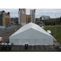 China Prefabricated PVC Warehouse Tents Ppole Tent Aluminum Structure wholesale