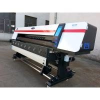 Buy cheap 1.8m eco solvent printer with Epson DX7/DX5 Heads for indoor and outdoor from wholesalers