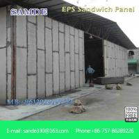 Exterior Soundproofing Panels : Sound absorbing material decorative eps sandwich wall