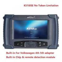 China Lonsdor K518ISE K518 Key Programmer for All Makes With BMW FEM/EDC Functions on sale