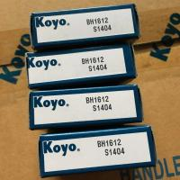 JAPAN KOYO neddle roller bearing BH1612 bearing 25.4mm*33.34mm*19.05mm exporting to all over the world