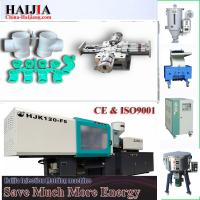 China Plastic PVC Pipe Fitting Injection Molding Machine Hydraulic System Heavy Duty wholesale