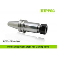 China BT 30 Spring Collet ER Tool Holder With 20 mm Clamping Diameter For CNC Cutting wholesale