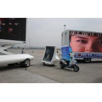 Buy cheap SMD Outdoor Led Display Screen Mobile Truck Advertising With Gapless Connection from wholesalers