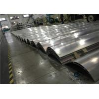 Quality Complex Integral Shaped Aluminium Extrusion Profile Frame Aluminium Alloy 6063-T5 for sale