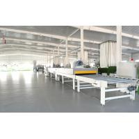China Professional UV Coating Machines With Roller Conveyor 16000KN Max Pressure wholesale