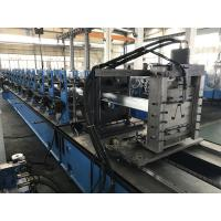 Wholesale 0.9 - 1.5mm Wire - electrode cutting Hat Roll Forming Machine 15 stations from china suppliers