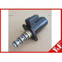 China Solenoid Valve Kobelco Excavator Parts KDRDE5K-31 / 30C40 KDRDE5K-31 / 30C50 on sale
