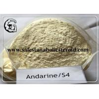 China SARMs White Powder Andarine / S4 / GTx-007 for Increasing Muscle Mass wholesale