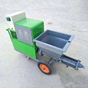China nice price nice quality Wall Mortar Spray Plaster Machine for sale wholesale