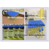 China Bodybuilding Boldenone Undecylenate Injectable Anabolic Steroids 13103-34-9​​ wholesale