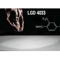 China Sarm Lgd4033 for Muscle Gain Lgd-4033 Treatment of Muscle Wasting Sarm Powder Lgd-4033 Ligandrol CAS 1165910-22-4 wholesale