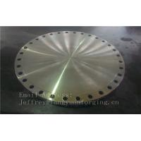 Quality ASME Or Non - standard F316L F304 High Pressure Stainless Steel Flange Blind for sale