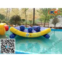 Float Jumping Pool Inflatable Toys Triple Lines Water