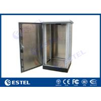 China Thermo Insulated Outdoor Telecom Enclosure Self Cooling For Communication Equipment wholesale