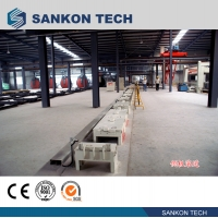 China Brick Moulding Machines Auto Moving 0.37Kw L1415mm Side Rolling Guide wholesale