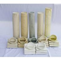 China Durable Industrial Felt Dust Collector Bags 1000mm~8000mm Length on sale