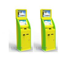 China OEM Free Standing Windows XP LCD HealthCare Kiosk Digital Bill Payment Kiosk wholesale