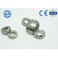 China Double Sealed Single Row Deep Groove Ball Bearing 6313 For Household Appliances on sale