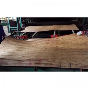 1270MMX640MMX2.6MM Eucalyptus Core Veneer For Building Construction