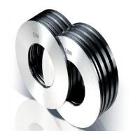 China Reliable Tungsten Carbide Seal Rings Wear Resistance For Mechanical Seals wholesale