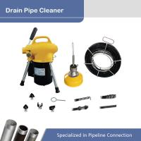 China Max 4 Inch Pipe Electric Drain Cleaning Machine 30 M A75 2018 New wholesale