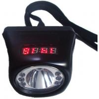 China Electric Cordless LED Mining Cap Lamp Explosion Proof Li - Ion Battery 4500mAh / 3.7V wholesale
