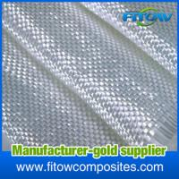 China Manufacturer of high qualith glass fiber/fiberglass woven roving fabric cloth for Boats/aircraft/automobile parts on sale