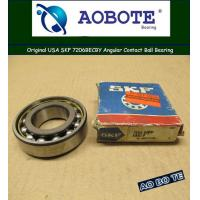 China Precision Thrust Ball Bearing Gcr15 , SKF 7206 BECBY Sealed Ball Bearings wholesale