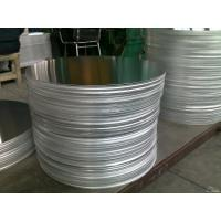 China 1100  3003  5052 H14   1.2mm to 3.0mm Aluminum Circle / Disc For Road / traffic signs wholesale