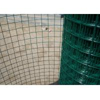 China Customized Size Green Metal Mesh Fencing Security Decorative For Power Plants wholesale