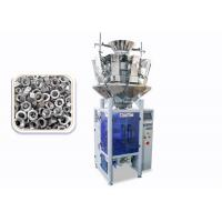 China Nuts Vertical Form Fill And Seal Packaging Machines, Durable Vertical Bagging Machine wholesale