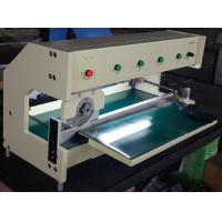 China V groove width 0.8 mm Moterized PCB Cutting Machine 630mm Max cutting length wholesale