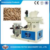China 1-1.5Ton/H Output  Olive Waste Biomass Pellet Making Machine with CE wholesale