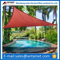 sun shade nets /swimming shade sail with UV protection