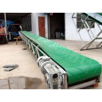Buy cheap high performance belt conveyor with hopper from wholesalers