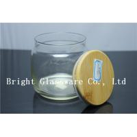 China High Quality Bamboo Lid For Jars wholesale