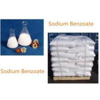 China Food grade Sodium benzoate Cas No.: 532-32-1 wholesale