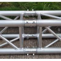 China Heavy Duty Aluminum Spigot Truss Silver / Black for Stage Truss wholesale