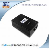 GME Switching Power Adapter 48V 0.5A Black Regulated AC DC Adaptor