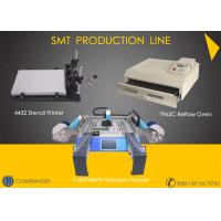 Buy cheap PCB assembly Line , Batch Production SMT Pick And Place Equipment, Surface Mount Technology from wholesalers