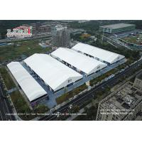 China Fire Retardant Outdoor Event Tents With PVC Window Sidewalls / Party Tent Marquee wholesale